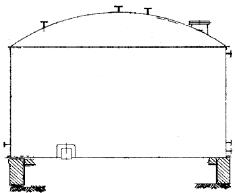Figura 1. Estructura del Tanque.