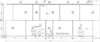 Figura 2. Configuración de la pared del tanque.