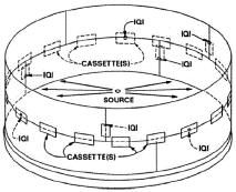 Figura 5. Mapa radiográfico.