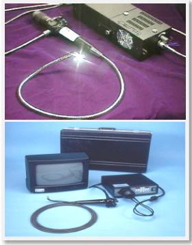 Fig. 1. Equipo de video endoscopia