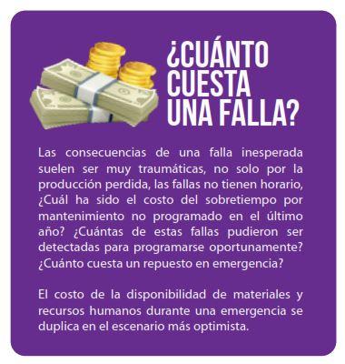Costo de las fallas