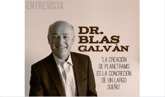 Dr. Blas Galván: La creación de PlanetRAMS es la concrecion de un largo sueño
