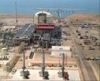 Figura 1. Vista de la Planta de Licuefacción de Gas Natural en Melchorita