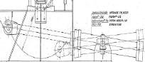 Figura 8. Dimensiones del cilindro hidráulico para volcamientoulicos