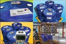 Ilustración 9 La documentación y etiquetado de los lubricantes es vital para una adecuada gestión