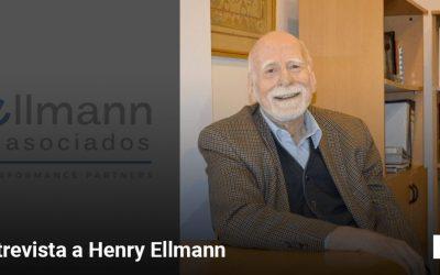 Entrevista a Henry Ellmann