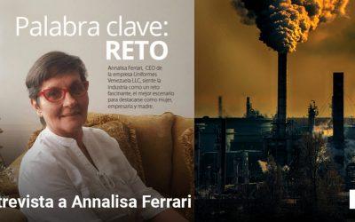 Entrevista a Annalisa Ferrari