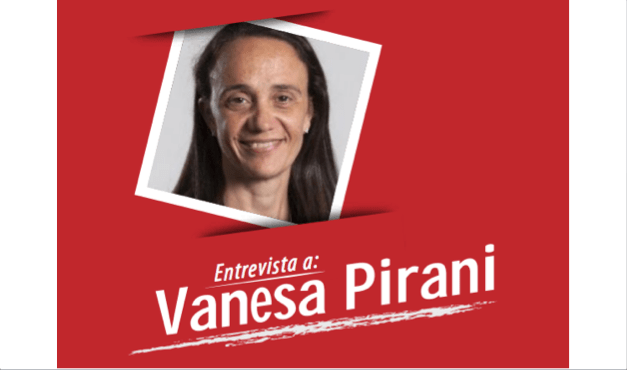 Entrevista a Vanesa Pirani