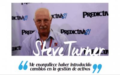 Steve Turner: Me enorgullece haber introducido cambios en la gestión de activos