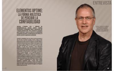 Elementos Uptime: La forma holística de percibir la confiabilidad