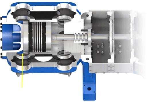 Figura 1. TDC Compresor Reciprocante
