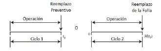 Figura N°9-B. Ciclos de Reemplazo.