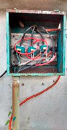 Figura II. Instalación de donas del centro de carga