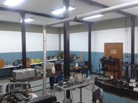 Figura No. 1 – Laboratorio de lubricantes
