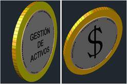 Figura 2. Gestión de Activos y Gestión de Rentabilidad de una organización como dos caras de la misma moneda.