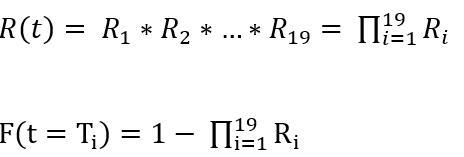 Ecuaciones 17 y 18