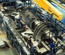Figura 2. Turbina a gas