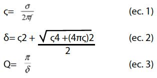 Ecuaciones 1,2 y 3