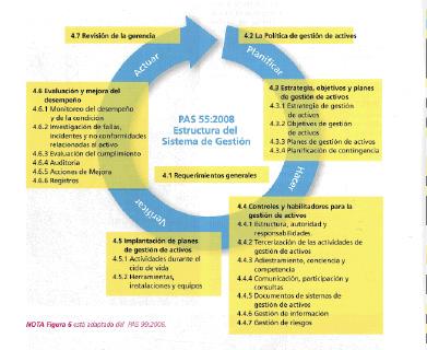 Figura 6. PAS 55:2000