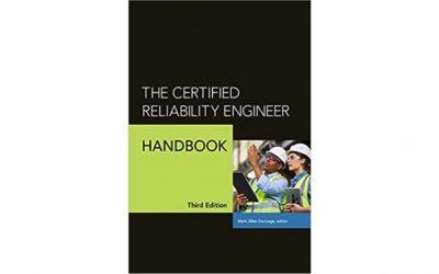 El Manual del Ingeniero de Confiabilidad Certificado (Mark Allen Durivage)