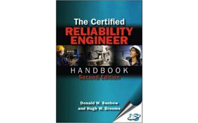 El Manual del Ingeniero de Confiabilidad Certificado (Donald W. Benbow & Hugh W. Broome)