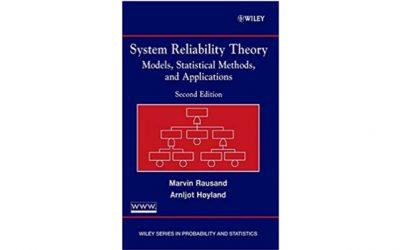 Teoría de la Confiabilidad del Sistema: modelos, métodos estadísticos y aplicaciones