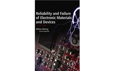 Confiabilidad y falla de materiales y dispositivos electrónicos