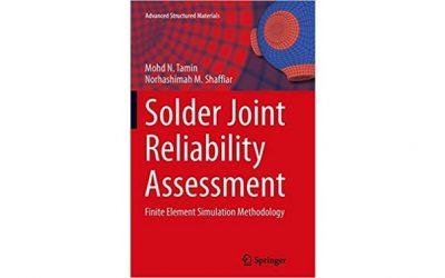Evaluación de la confiabilidad de las juntas de soldadura: metodología de simulación de elementos finitos