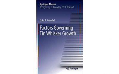 Factores que rigen el crecimiento de los bigotes de estaño (Tesis de Springer)