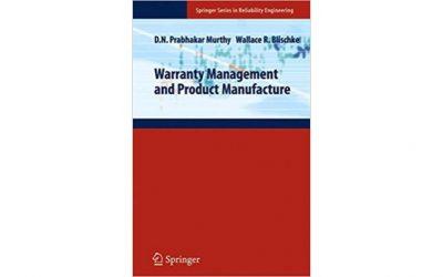 Gestión de garantía y fabricación de productos
