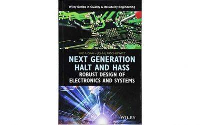 HALT y HASS de próxima generación: Diseño robusto de electrónica y sistemas