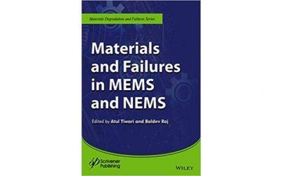Materiales y Fallas en MEMS y NEMS (degradación y fallas de materiales)