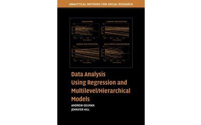 Análisis de datos mediante regresión y modelos jerárquicos / multinivel