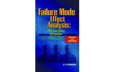Análisis modal de fallos y efectos: AMFE de la teoría a la ejecución