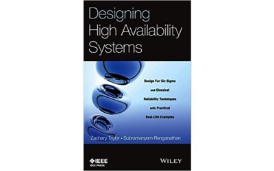 Diseño de sistemas de alta disponibilidad: DFSS y técnicas clásicas de fiabilidad con ejemplos prácticos de la vida real