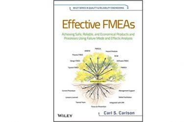 FMEA efectivos: Lograr productos y procesos seguros, confiables y económicos mediante el análisis de modos y efectos de falla