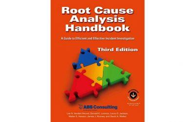 Manual de análisis de causa raíz: una guía para la investigación de incidentes eficiente y eficaz
