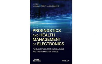 Pronósticos y Gestión de la Salud de la electrónica: fundamentos, aprendizaje automático e Internet de las cosas