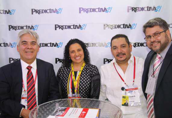 Parcicipación de Predictiva21 en congresos